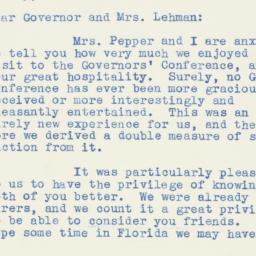 Letter : 1939 July 6