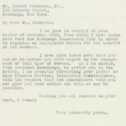 Letter: 1932 December 24