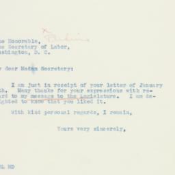 Letter: 1936 January 11