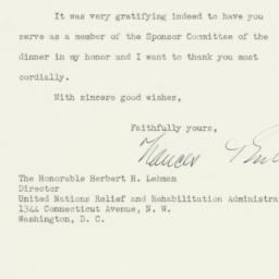 Letter: 1945 June 28
