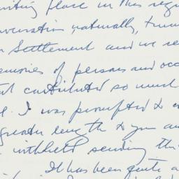 Letter : 1955 September 18