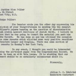Letter : 1956 March 27