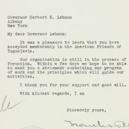 Letter : 1941 May 5