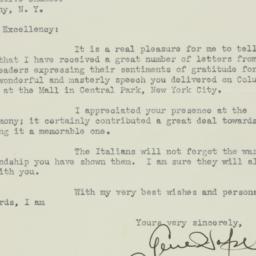 Letter : 1935 October 18