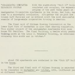 Manuscript: 1951 September 30