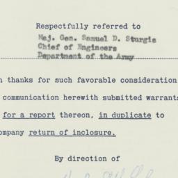 Memorandum: 1953 June 23