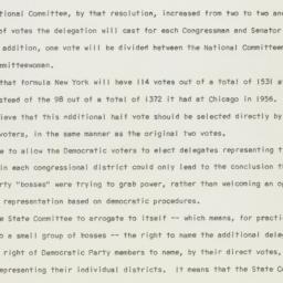 Press release : 1960 Januar...
