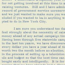 Letter : 1963 October 8