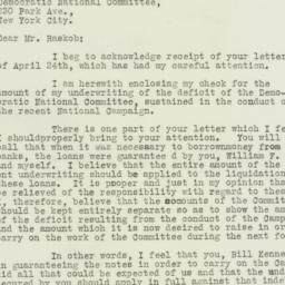Letter : 1929 April 30