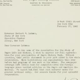 Letter : 1942 February 17