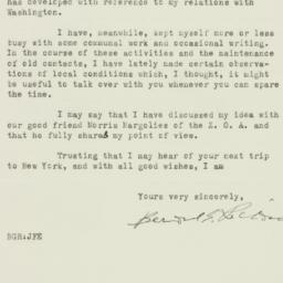 Letter : 1934 June 12