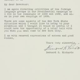 Letter : 1940 September 12