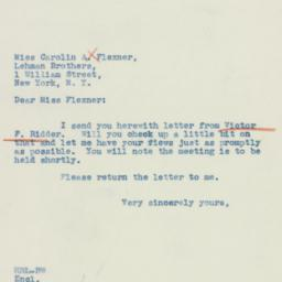 Letter : 1940 April 29