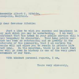 Letter : 1935 January 10