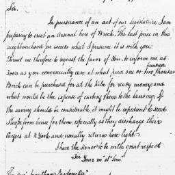 Document, 1798 October 27