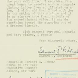 Letter : 1940 March 5