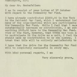 Letter : 1944 October 24