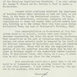 Letter : 1948 October 6