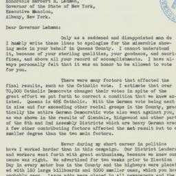 Letter : 1938 November 10