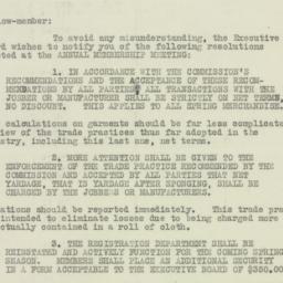 Letter: 1925 December 3