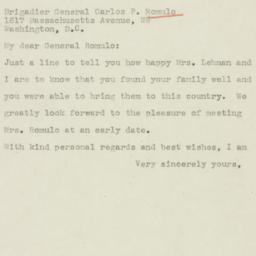 Letter : 1945 April 7