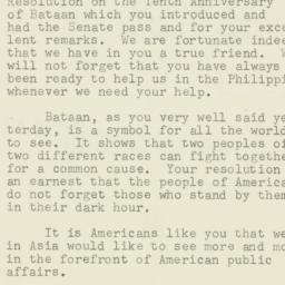 Letter : 1952 April 8