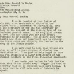 Letter : 1948 July 9