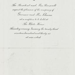 Invitation: n.d.