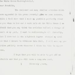 Letter: 1936 March 17