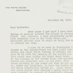 Letter: 1936 December 28
