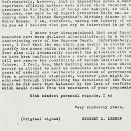 Letter: 1937 February 26