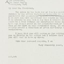 Letter: 1940 May 22