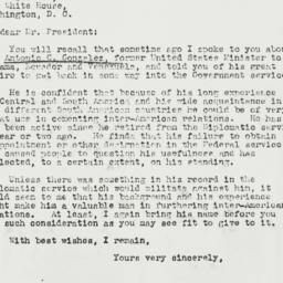 Letter: 1941 February 22