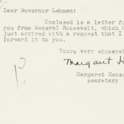 Letter : 1944 April 26