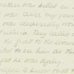 Letter : 1944 April 10