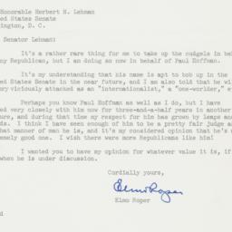 Letter : 1956 June 21