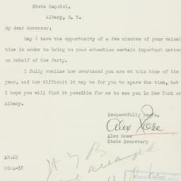 Letter : 1939 May 24