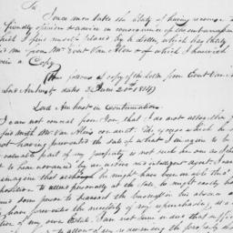 Document, 1815 March 17
