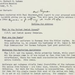 Letter : 1934 June 14