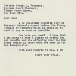 Letter : 1932 December 20