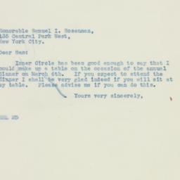 Letter : 1937 February 17