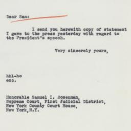 Letter : 1941 May 29