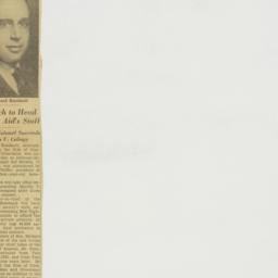 Clipping : 1950 September 7