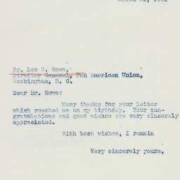Letter : 1941 March 31