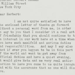 Letter : 1937 March 12