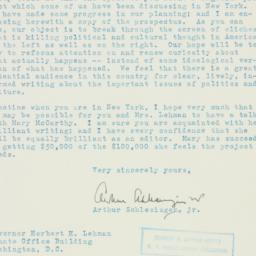 Letter : 1953 May 25