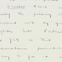 Letter : 1940 September 26