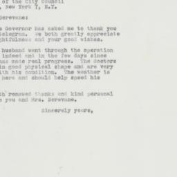 Letter : 1963 February 14