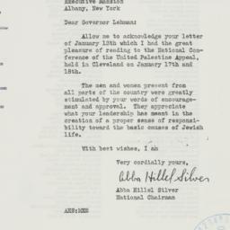 Letter : 1942 January 27