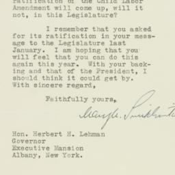 Letter : 1934 December 14